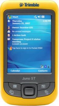 LCD screen for Trimble Juno ST