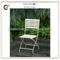Unique outdoor outdoor iron wood folding chair