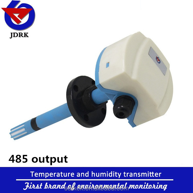 RS-WS-N01-9-* 485 Newly upgraded Air Duct shell temperature and humidity sensor