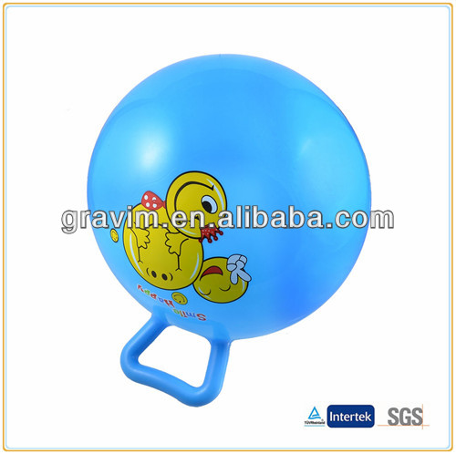 Cheap promotion gym PVC ball