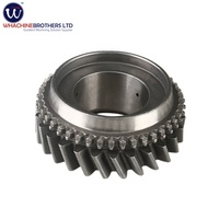 Factory price helical teeth metal spur gear made by whachinebrothers ltd