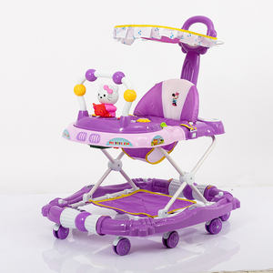 new sell well baby walker for infants High quality inflatable baby walker with 360 Universal Wheel