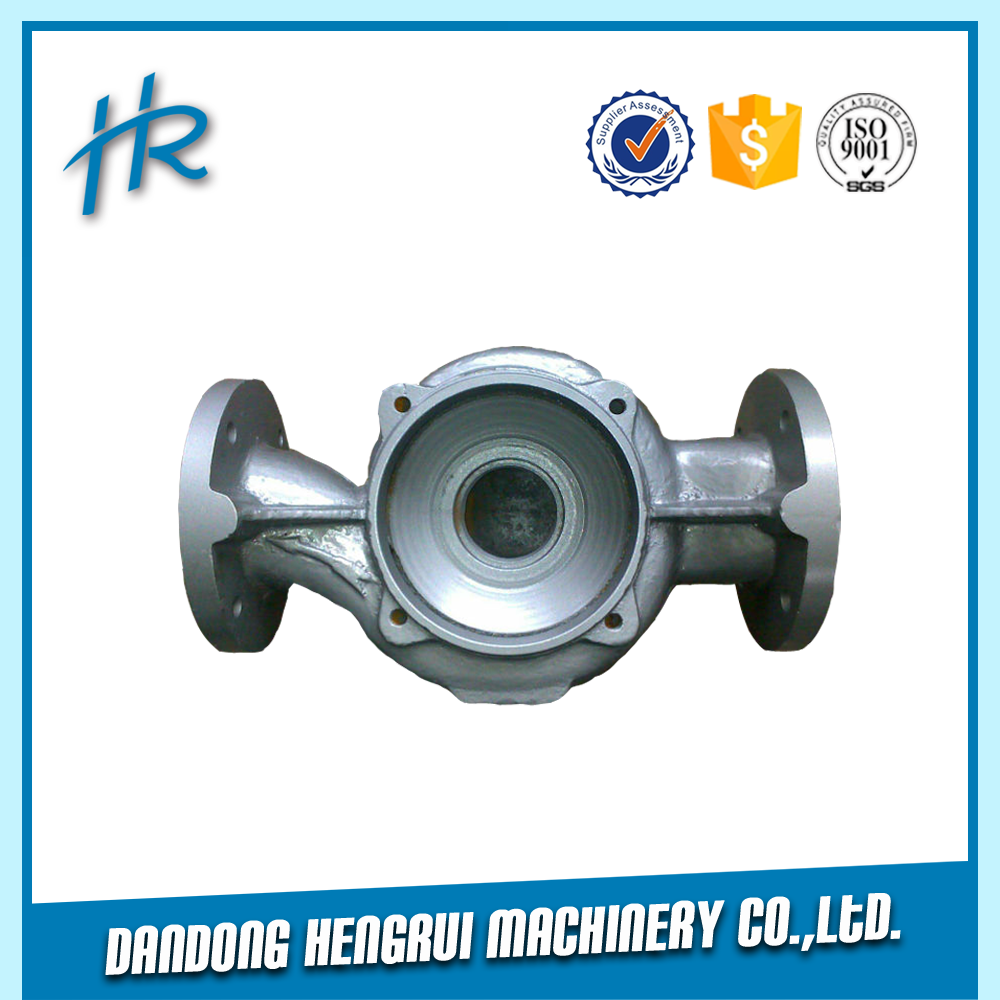 Hardware Industry Application Scour Valve