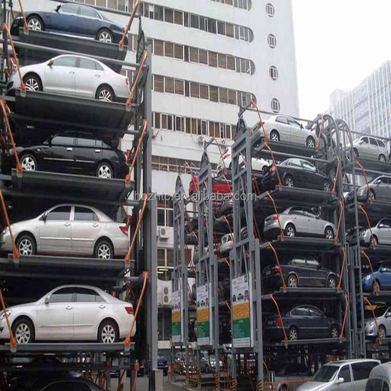 Best quality SUV Vertical Rotary Smart Car Parking System