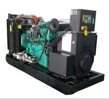 green power of 30kw gas turbine generator factory directly sell