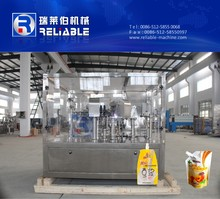 Automatic Soybean Milk Pouch Filling Machines