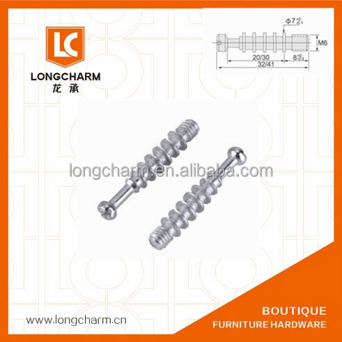 Wholesaler connector bolts furniture connector bolts for Furniture joint connectors