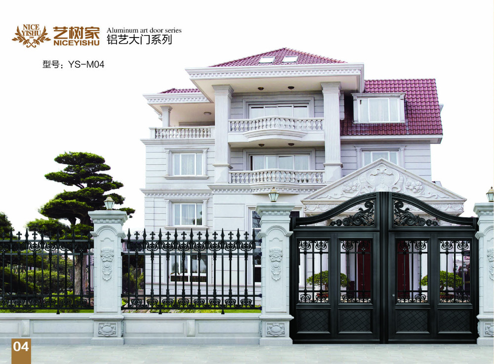 Simple house gates design for Modern house gate designs philippines
