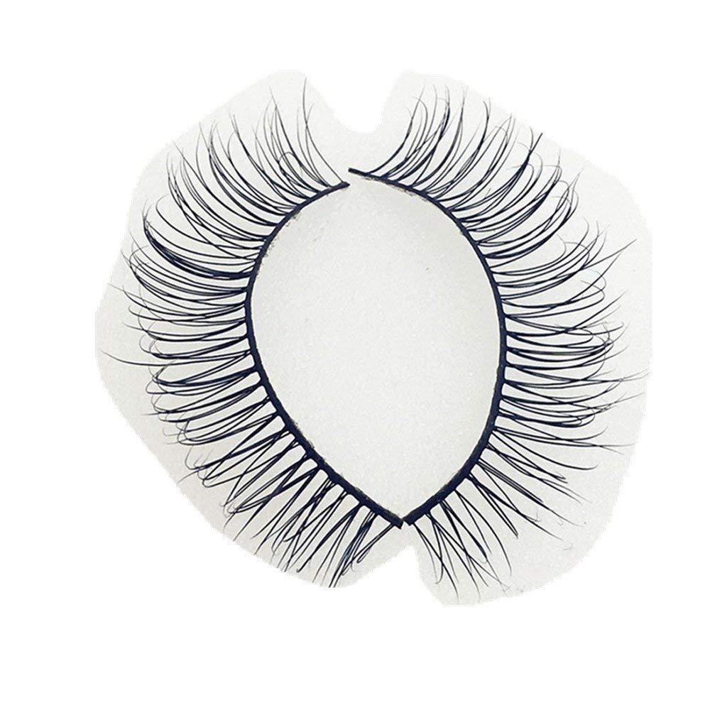 18faaee0de2 Get Quotations · Kim88 Eyelashes Mink 3D Lashes Dramatic Makeup Strip  Eyelashes Fur Fake Eyelashes Hand-made False