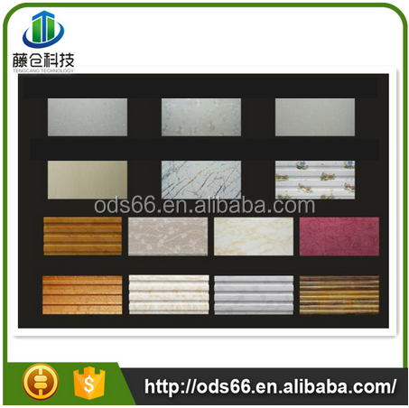 wood plastic composite wall tile sheets