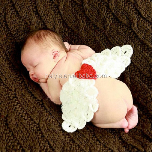 Lovely Wing Baby Photograph Props Set A065