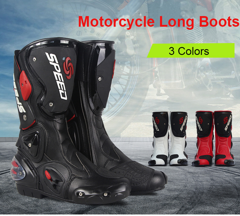 d04da35101817c professional motorbike motorcycle boots motocross racing boots waterproof  biker protect ankle moto shoes