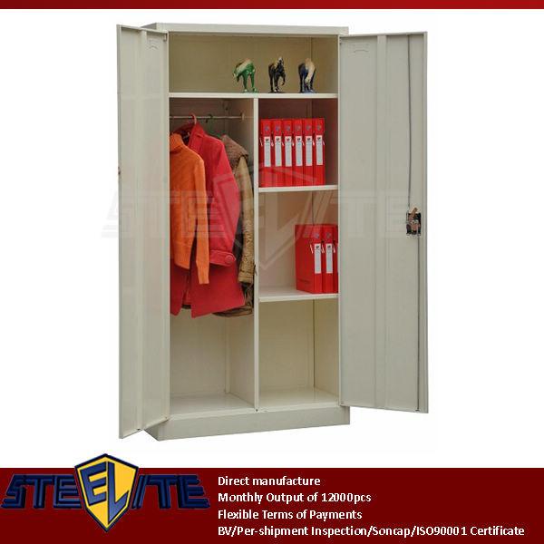 Source 2014 CKD Double Door Hostel Metal Locker / Two Doors Beige Lockable  Steel Clothes Almirah Design For Hotel Room On M.alibaba.com Part 65
