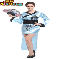 wholesale high quality halloween ethnic style costume for adults