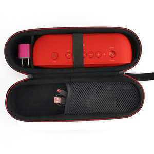 for Apple Dr. Dre Beats Pill+ Pill Plus Wireless Speaker Case Travel Carrying Storage Bag. Fits USB Cable and Wall Charger