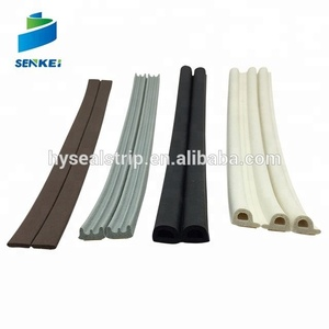 Free Sample door and window Foam Seal 3m adhesive Rubber Weather Strip