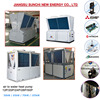 65kW 75kW central Heating 50C Summer Cooling 7C System Air Cooled Commercial Industrial Water Chiller