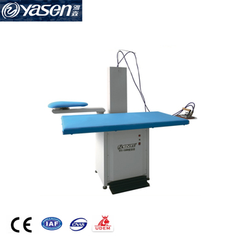 Ironing Table Product Finishing Machine commercial Ironing Board