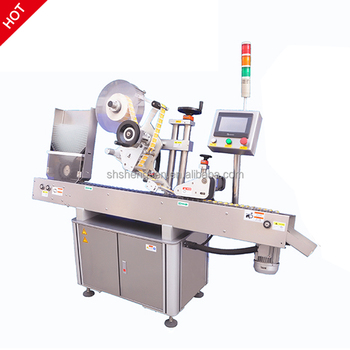 New Product Adhesive Ampoule Vial Labeling Machine