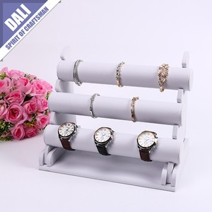 3 tiers stoacking chain bracelet display stand
