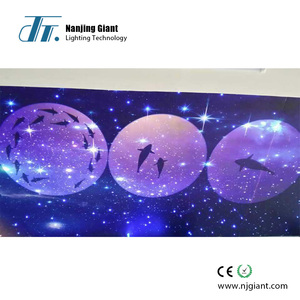 Dynamic effects advertising image gobo light projector