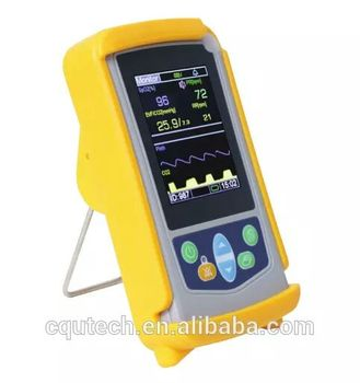 Utech Ut100c High Quality Portable Capnograph Patient Monitor Capnograph  Oximeter Co2 Monitor On Sale  - Buy Capnograph Oximeter Co2,Capnograph
