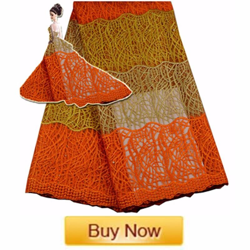 משלוח על ידי חברת DHL(5yards/הרבה)צהוב אפריקה תחרה בד guipure תפירה חומר בד באיכות גבוהה עבור נשים החתונה או המסיבה