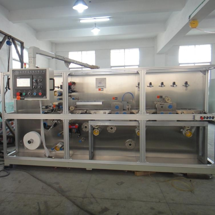 Ontharen strip machine/wax strips machine/ontharen papier machine