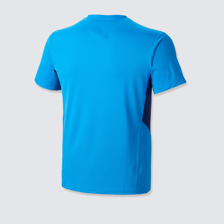 2018 OEM Polyester / Spandex Dri Fit T-Shirts Basketball Top Trikot