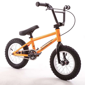 high end 12 inches small balance bike bmx for kids