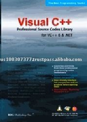 Visual C++ Pro Source Code Library For  Net & 6,Tutorial Cd Computer  Training - Buy Source Code Training,Tutorial Cd Computer Training,Online  Software
