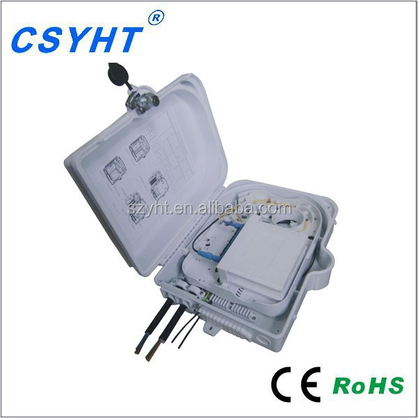 FTTH&Fiber Optic Wall Mount Mini Terminal Box (ODF)&FTB&16 fibers