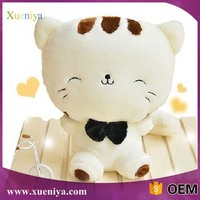 Super Soft Cat Plush Toys Factory Price Large Stuffed Animals
