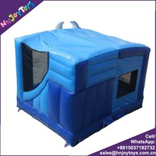 Hot Selling PVC Children Favorite Inflatable Bouncer Castle With Slide