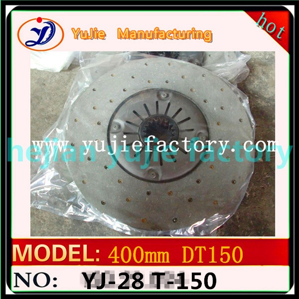 CLUTCH DISC FOR T-150 150.21.024 DIAMETER 400MM