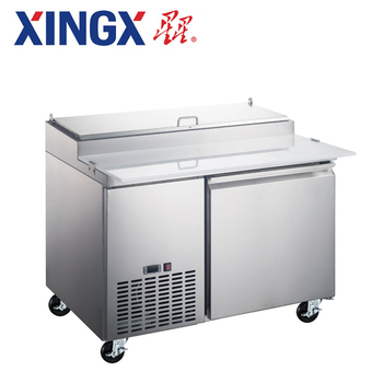 Pizza Prep Table For Sale True Style High Quality Picl1 Hc Buy Pizza Making Table Kitchen Refrigerator Commercial Refrigrator Product On Alibaba Com
