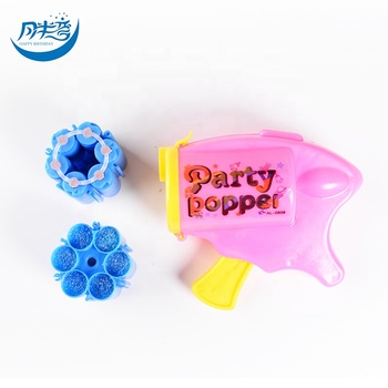 Realistic Party Popper gun Party poppers gun mod Party popper gun with sound
