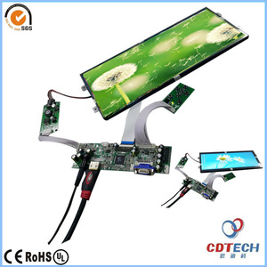 LED Backlight HD Display 12.3 inch High Resolution TFT LCD Module