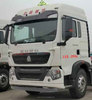 27m3 HOWO 8X4 Heavy Duty Fuel Tank Truck Fuel Transport Vehicle
