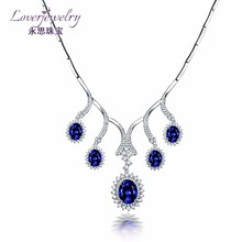 Fine Jewelry diamond pendant solid 18k gold jewelry necklace for women