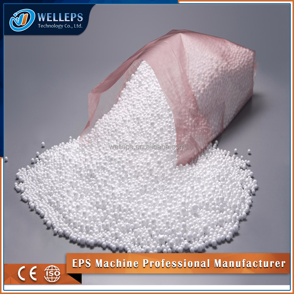 Cheap price EPS beads/EPS expandable polystyrene king pearl granules/EPS pellets