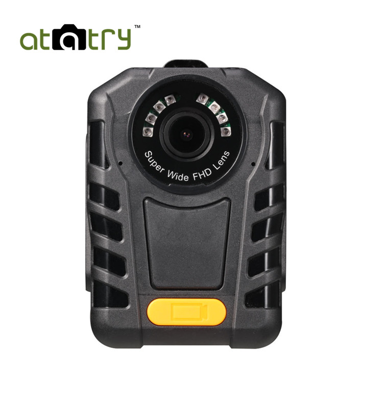 Long Life Battery 1440p digital video camera 12.1 megapixel 140 degree lens police wearable Viewing angle