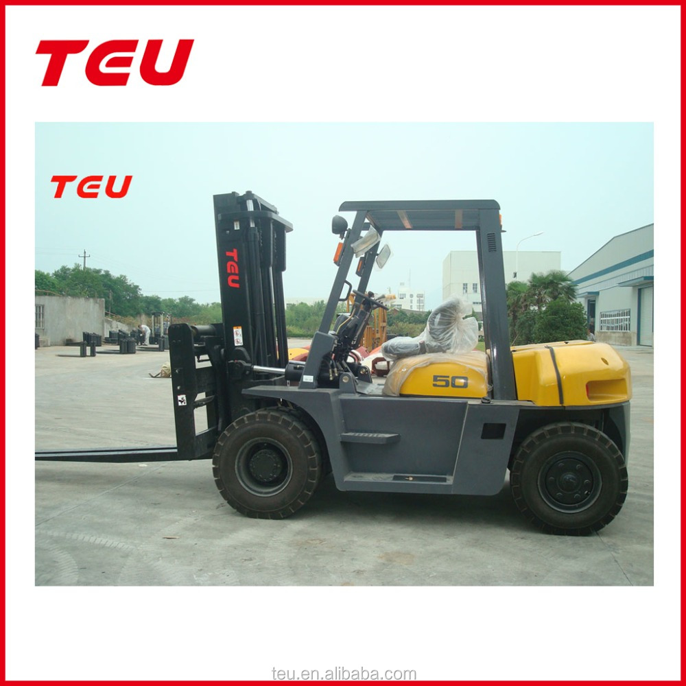 5ton Diesel Forklift with Imported Engine CE Certificate