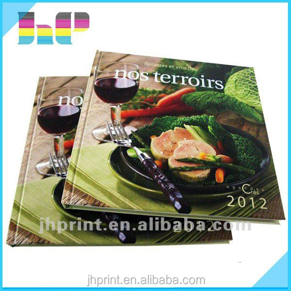 Outstanding craft permanent quality delightful color Cookbook Printing