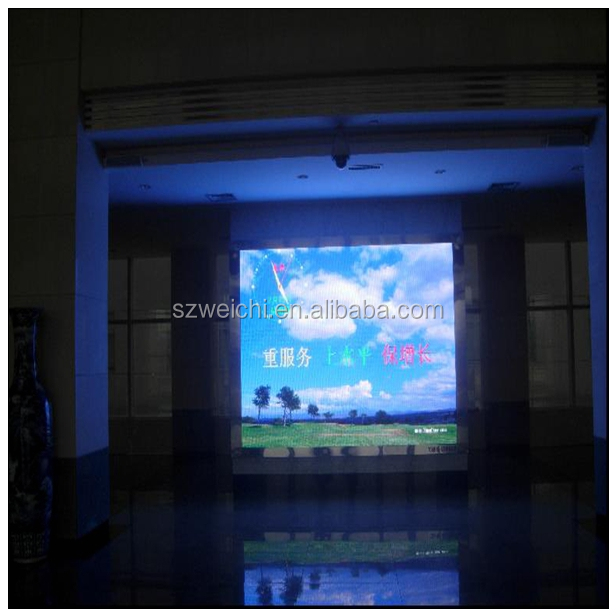 advertising p10 full color display for rent outdoor smd video led billboard