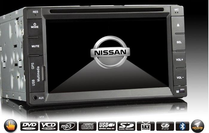 car radio for nissan qashqai navara navigation system car dvd players with gps navigation. Black Bedroom Furniture Sets. Home Design Ideas