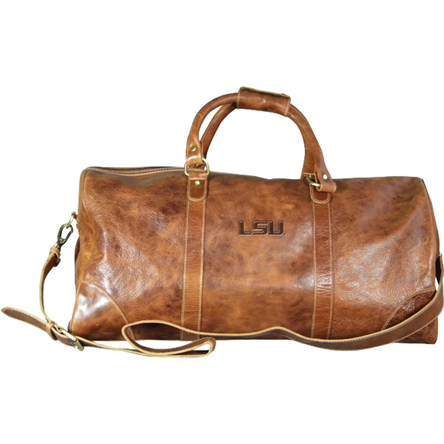 a9fcab5fbf56 Buy LSU Large Leather Duffel Bag in Cheap Price on Alibaba.com