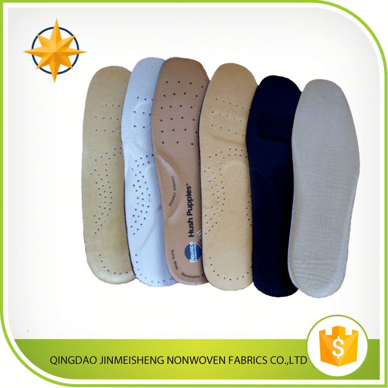 Sweat absorption thick kids insole for running