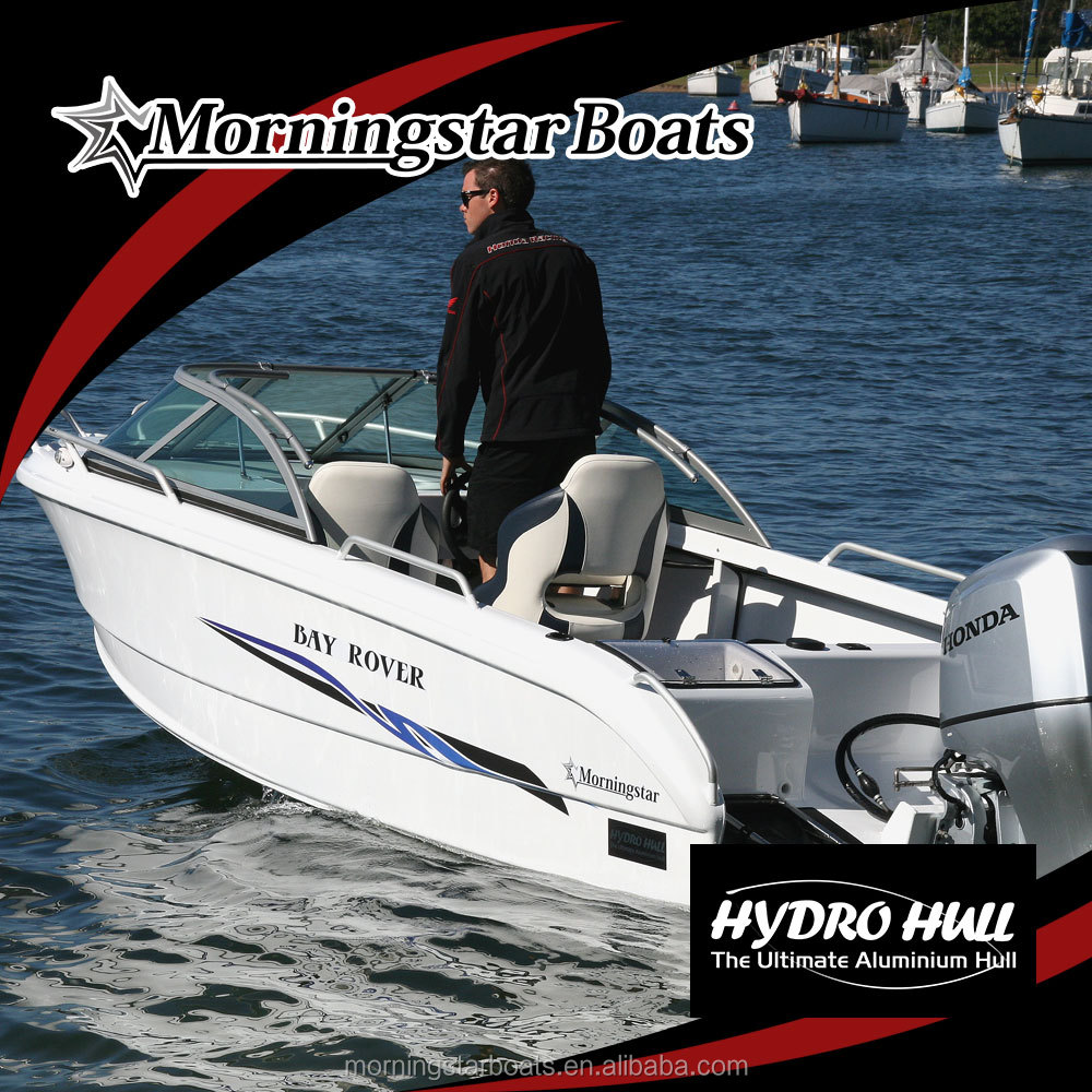 2015 New Aluminum Fishing Runabout Motor Boat For Sale