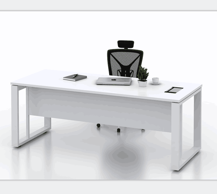 Modern White Office Desk Work Table Office Furniture Price - Buy Open Space  Office Furniture,Simple Teenage Desks Furniture,Used Modern Office ...
